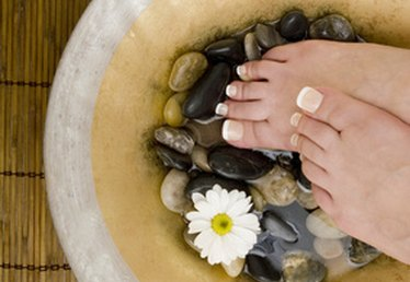 Things Needed for Foot Spas