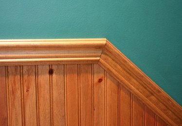 How to Measure Base Board Molding Miter Cuts