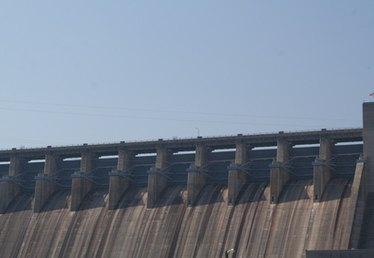 What Are Hydroelectric Dams Made Out Of?