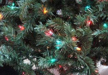 How to Make Christmas Tree Lights Blink