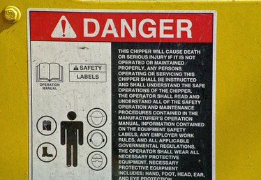 Safety Standard Procedures in Manufacturing