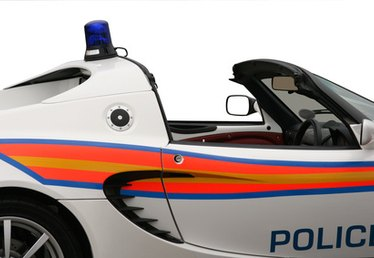 What Is a Police Motor Pool?