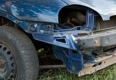 Vehicle Salvage Title Rules in Ohio
