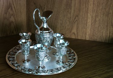How to Care for Quadruple Silver Plate