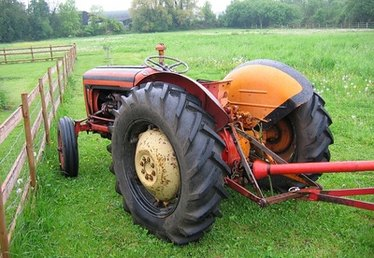 How to Make Homemade Tractor Implements