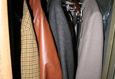 How to Repair a Leather Jacket Lining