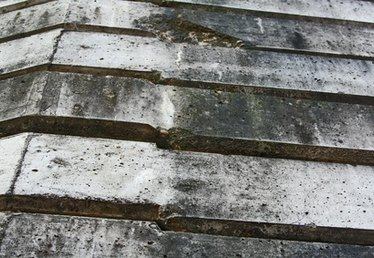 How to Seal Cracks & Leaks in Concrete Roofs