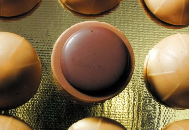 How to Make Chocolate Molds Shiny