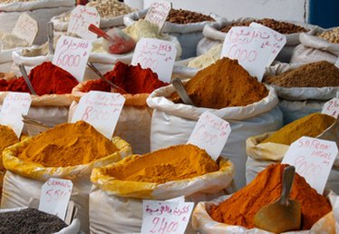 Colombian Spices List