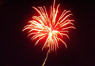 What Campgrounds Have Fireworks for 4th of July Near Dallas Texas?