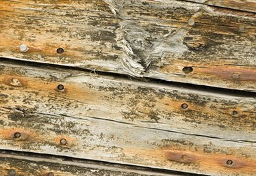 How to Antique and Distress Wood