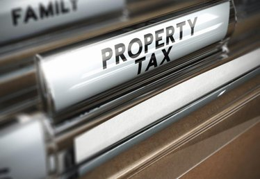 How to Find Property Taxes By Address