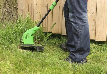 Choosing a Four-Cycle Grass Trimmer