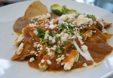 The History of Mexican Chilaquiles