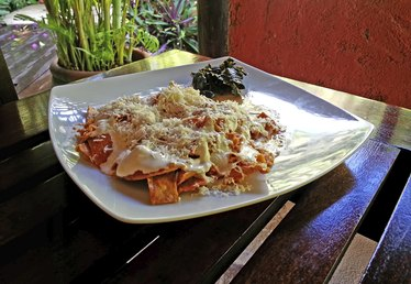 How to Make Chilaquiles