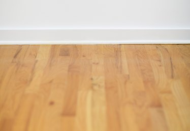 How to Remove Wood Floor Adhesive From Your Hands