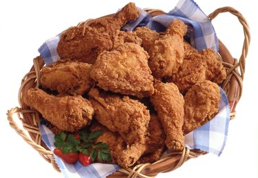 Can I Make Fried Chicken With Butter Instead of Vegetable Oil?