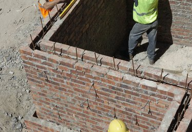 How to Set String Line to Lay Brick