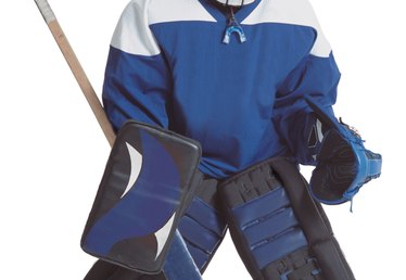 How to Make a Hockey Player Costume