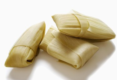 How to Make Tamales With Prepared Polenta