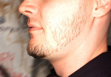 How to Fade Sideburns Into a Beard