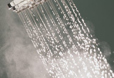 How Long for Steam Shower for Relief of Chest Congestion?