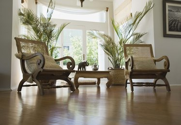 How to Install Laminate Flooring Next to Patio Doors