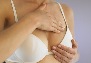 How To Help Tender Breasts Before a Period