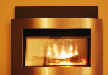 How to Change a Gas Fireplace to Electric
