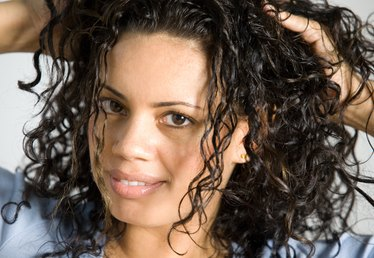 How to Get Black Hair to Thicken