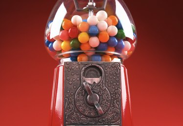 How to Make a Gumball Machine for a Valentine's Day Box