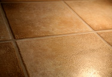 How to Put Epoxy Coatings Over a Tile Floor