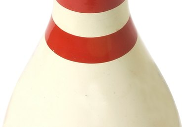 How to Make a Bowling Pin Halloween Costume