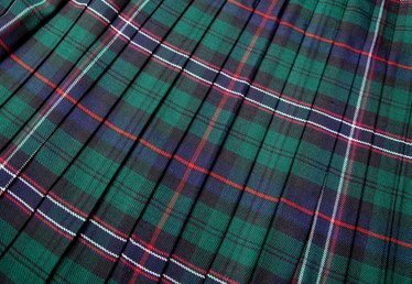 Pattern for Making a Kilt