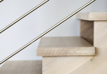 What to Put on Wood Steps That Are Slippery
