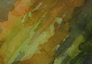 How to Make Abstract Watercolor Effects
