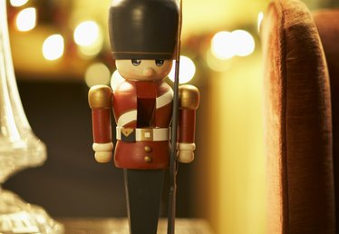 How to Build a Life-Size Nutcracker