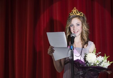 Junior High School Pageant Tips