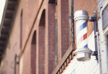 What Is the Meaning of the Colors on a Barber Pole?