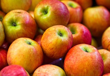 Apple Cure for Heartburn