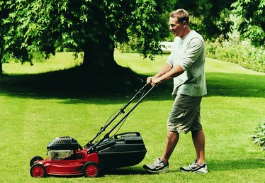 Rear Discharge Mowers Vs. Side Discharge