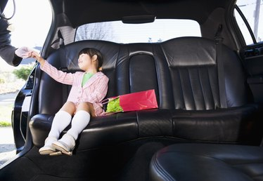 Limo Parties for Kids
