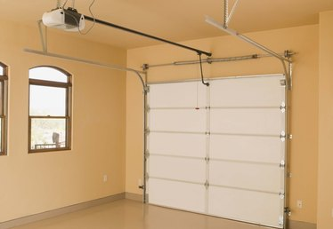 How to Insulate an Existing Overhead Door
