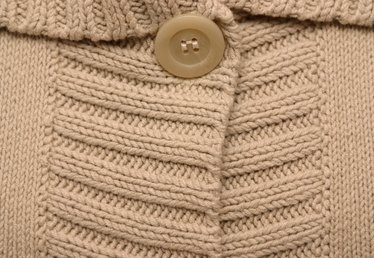 How to Knit a Sweater Collar