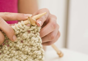 Knitting Projects With Large Knitting Needles