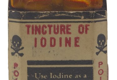 Iodine Home Remedies for a Skin Rash