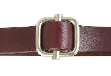 How to Polish a Leather Belt