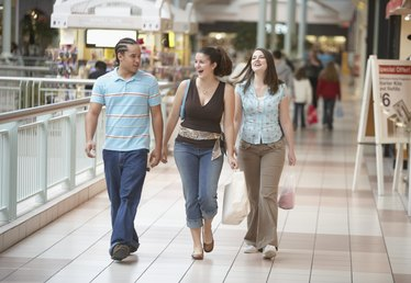 Advantages & Disadvantages of Shopping Malls