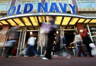 History of Old Navy Retail