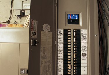 How to Install a Main House Electrical Panel